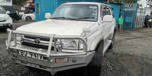 Toyota Hilux Surf 2004 White   Cars for sale in Nairobi, Ridgeways