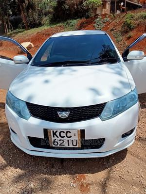 Toyota Allion 2009 White | Cars for sale in Nairobi, Nairobi Central
