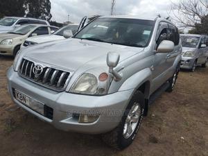 Toyota Land Cruiser Prado 2003 Silver   Cars for sale in Nairobi, Nairobi Central