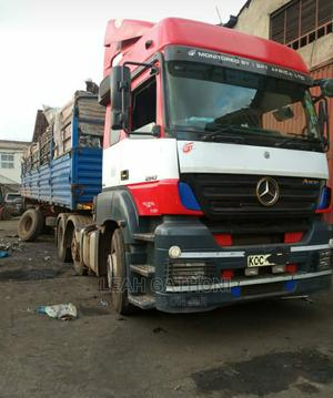 A Clean Mercedes Axor KCC Truck Now Available | Trucks & Trailers for sale in Nairobi, Industrial Area Nairobi