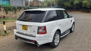 Land Rover Range Rover Sport 2011 White   Cars for sale in Nairobi, Woodley/Kenyatta Golf Course