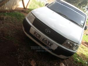 Toyota Probox 2008 1.5 DX Comfort 2WD White | Cars for sale in Nairobi, Eastleigh