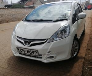 Honda Fit 2010 White | Cars for sale in Nairobi, Roysambu