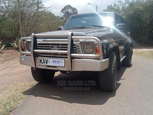 Nissan Patrol 1993 Gray   Cars for sale in Nairobi, Karen