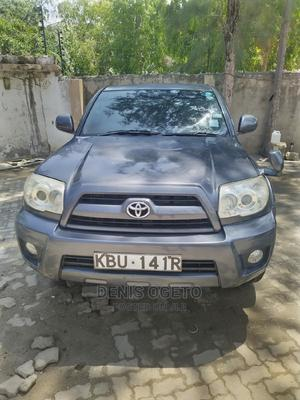 Toyota Hilux Surf 2005 Gray   Cars for sale in Mombasa, Mombasa CBD