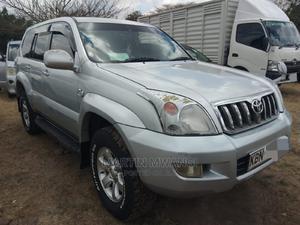 Toyota Land Cruiser Prado 2003 2.7 5dr Silver   Cars for sale in Nairobi, Kilimani