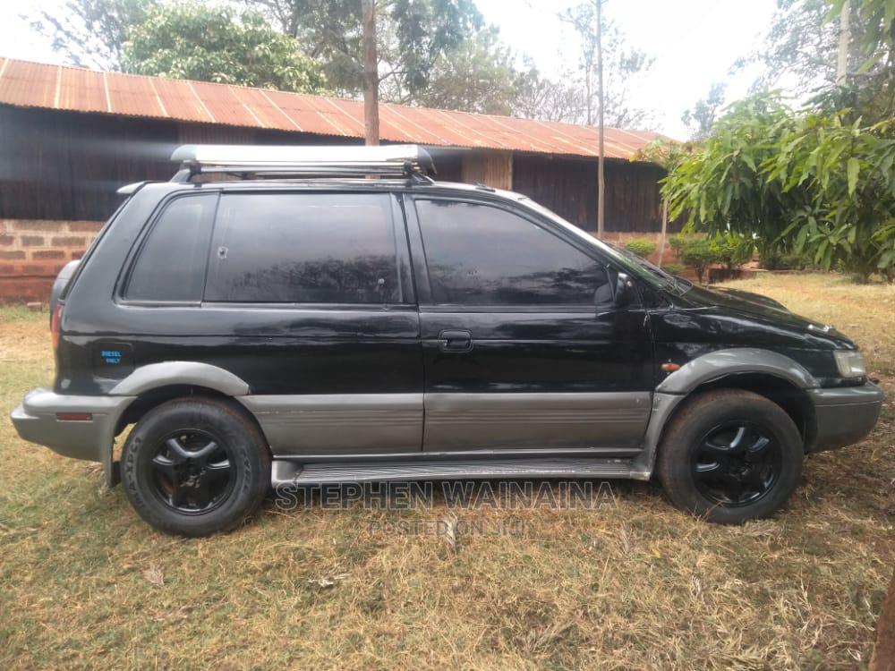 Archive: Mitsubishi RVR 1998 Black