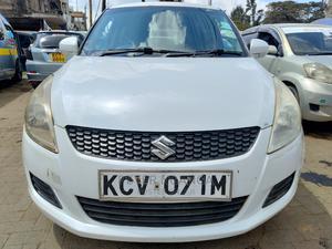 Suzuki Swift 2012 1.4 White | Cars for sale in Nairobi, Nairobi Central