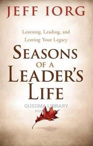 Seasons of a Leader's Life - Jeff Iorg | Books & Games for sale in Kajiado, Kitengela
