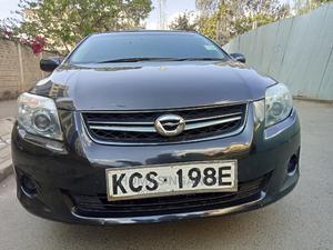Toyota Fielder 2010 Black   Cars for sale in Nairobi, Nairobi Central