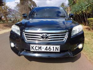 Toyota Vanguard 2010 Black   Cars for sale in Nairobi, Kasarani