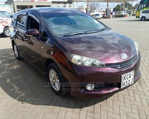 Toyota Wish 2011 Purple   Cars for sale in Nairobi, Nairobi Central