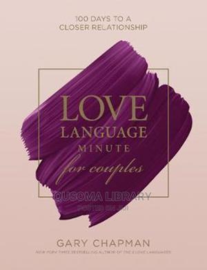 Love Language Minute for Couples-   Gary Chapman | Books & Games for sale in Kajiado, Kitengela