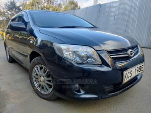 Toyota Fielder 2011 Black   Cars for sale in Nairobi, Nairobi Central