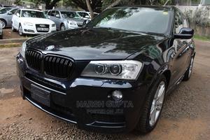 BMW X3 2013 xDrive35i Blue   Cars for sale in Nairobi, Westlands
