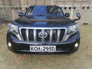 Toyota Land Cruiser Prado 2010 2.7 i Black   Cars for sale in Nairobi, Nairobi Central