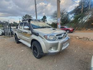 Toyota Hilux 2008 Silver   Cars for sale in Kiambu, Kiambu / Kiambu