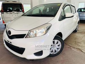 Toyota Vitz 2014 1.0 FWD 5dr White   Cars for sale in Nairobi, Nairobi Central