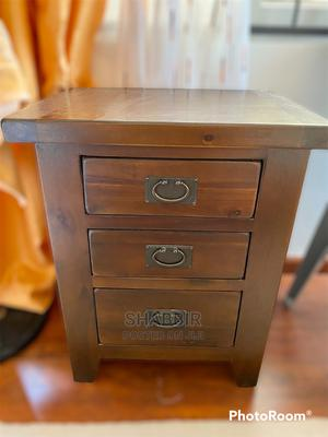 Bed Side Table Drawer - Imported   Furniture for sale in Nairobi, South C