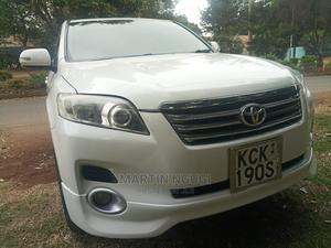 Toyota RAV4 2010 2.5 White   Cars for sale in Nairobi, Nairobi Central