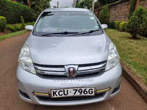 Toyota ISIS 2012 Silver   Cars for sale in Nairobi, Nairobi Central