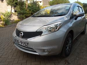 Nissan Note 2015 Silver   Cars for sale in Nairobi, Westlands