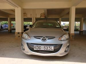 Mazda Demio 2013 Gray   Cars for sale in Nairobi, Nairobi Central