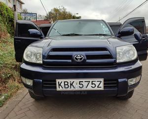 Toyota Hilux Surf 2003 3.4 SSR Blue   Cars for sale in Nairobi, Nairobi Central