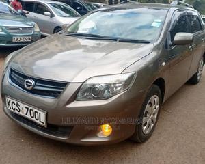 Toyota Fielder 2012 Brown   Cars for sale in Nairobi, Nairobi Central