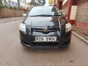 Toyota Auris 2009 Black   Cars for sale in Nairobi, Westlands