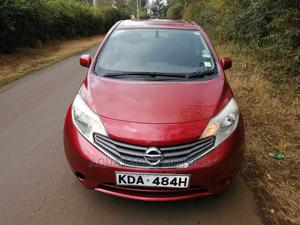 Nissan Note 2013 Red   Cars for sale in Nairobi, Runda