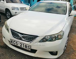 Toyota Mark X 2011 2.5 RWD White | Cars for sale in Nairobi, Muthaiga