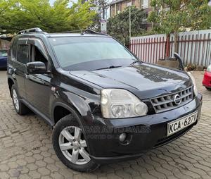Nissan X-Trail 2007 Black | Cars for sale in Nairobi, Kilimani
