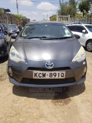Toyota Aqua 2013 Gray   Cars for sale in Nairobi, Embakasi