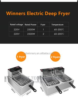 French Chips Frying Machine 6l | Restaurant & Catering Equipment for sale in Nairobi, Nairobi Central