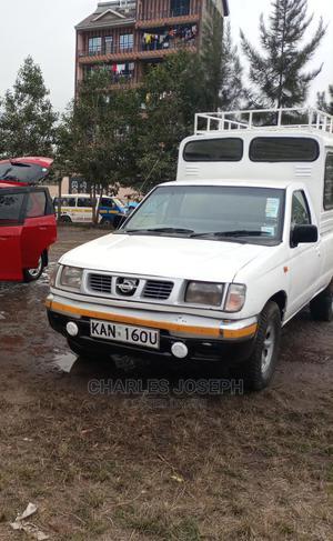 Nissan Terrano 2000 White   Cars for sale in Nairobi, Nairobi Central