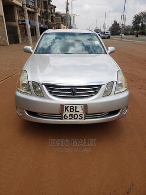 Toyota Mark II Blit 2003 Silver   Cars for sale in Nairobi, Nairobi Central