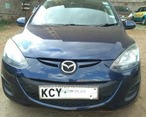 Mazda Demio 2013 Blue   Cars for sale in Nairobi, Nairobi Central