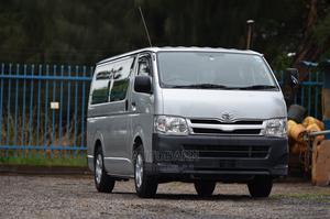 Toyota Hiace 2013 Silver | Buses & Microbuses for sale in Nairobi, Kilimani