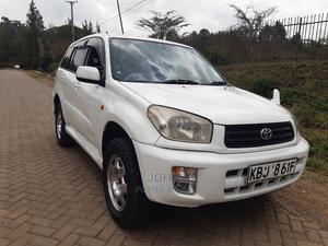 Toyota RAV4 2003 Automatic White | Cars for sale in Nairobi, Ridgeways