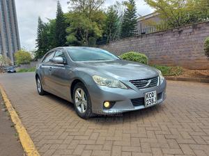 Toyota Mark X 2010 Gray   Cars for sale in Nairobi, Upperhill