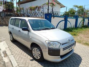 Toyota Probox 2016 1.3 DX 2WD Silver | Cars for sale in Mombasa, Kizingo