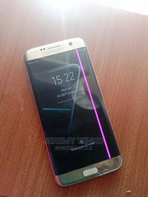 Samsung Galaxy S7 edge 32 GB Gold   Mobile Phones for sale in Mombasa, Mombasa CBD
