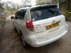 Toyota Vanguard 2010 White   Cars for sale in Nairobi, Nairobi Central