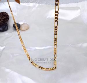 Golden Stainless Chain   Jewelry for sale in Nairobi, Nairobi Central