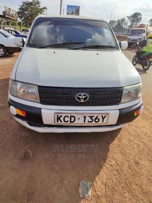 Toyota Probox 2008 1.5 DX 2WD White | Cars for sale in Nairobi, Nairobi Central