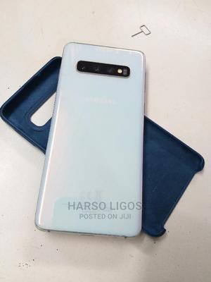 Samsung Galaxy S10 Plus 128 GB White   Mobile Phones for sale in Mombasa, Mombasa CBD