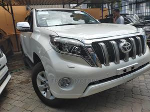 Toyota Land Cruiser Prado 2014 White | Cars for sale in Mombasa, Mombasa CBD