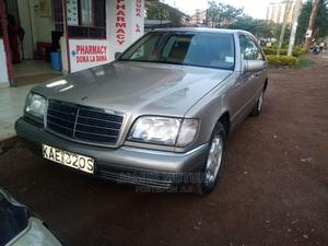 Mercedes-Benz S-Class 1996 Silver | Cars for sale in Machakos, Athi River