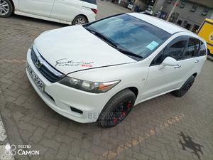 Honda Stream 2009 White   Cars for sale in Nairobi, Nairobi Central